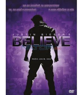 Justin Biebers Believe (Justin Biebers Believe) DVD