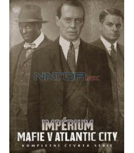 Impérium - Mafie v Atlantic City, 4. sezóna 4DVD (Boardwalk Empire)