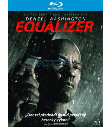 The EQUALIZER Blu-ray