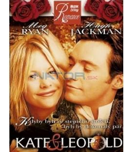 Kate a Leopold (Kate & Leopold) DVD