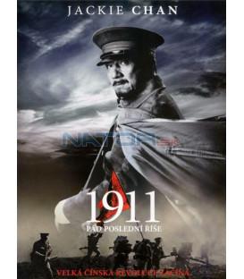 1911: PÁD POSLEDNÍ ŘÍŠE ( Xinhai Revolution) DVD