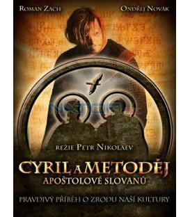 Cyril a Metoděj – Apoštolové Slovanů DVD