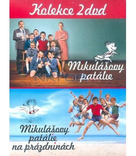 MIKULÁŠOVY PATÁLIE 1 + 2 KOLEKCE - 2 DVD