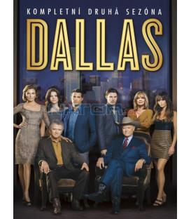 Dallas 2.série 4DVD (Dallas Season 2 4DVD)