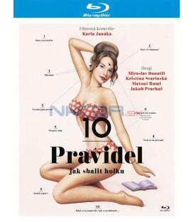 10 PRAVIDEL jak sbalit holku - Blu-ray
