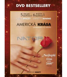 Americká krása (American Beauty) Edice DVD bestsellery