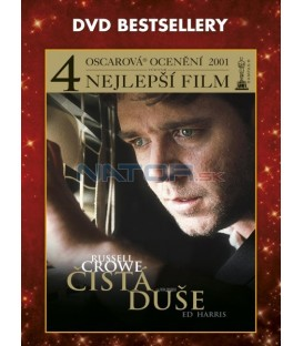 Čistá duše (A Beautiful Mind)  Edice DVD bestsellery