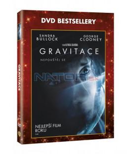 Gravitace (Gravity) Edice DVD bestsellery