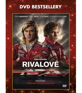 Rivalové (Rush) Edice DVD bestsellery