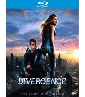 Divergence (Divergent) - Blu-ray digibook