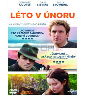 Léto v únoru (Summer in February) DVD