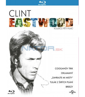 CLINT EASTWOOD - KOLEKCE 5 FILMŮ (5 BD) - Blu-ray
