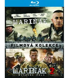 MARIŇÁK 1 + 2 KOLEKCE (2 BD) - Blu-ray