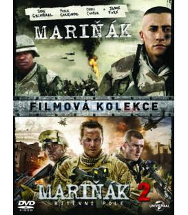 MARIŇÁK 1 + 2 KOLEKCE DVD