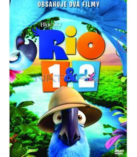 RIO 1 + 2 KOLEKCE - 2 DVD