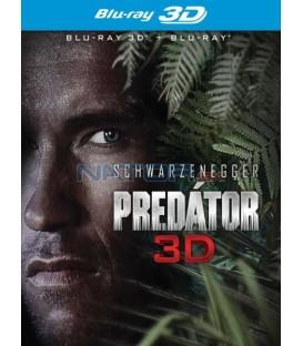 PREDÁTOR - 1 disk (3D a 2D BD)