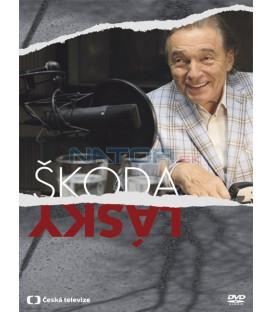 ŠKODA LÁSKY - 4 DVD