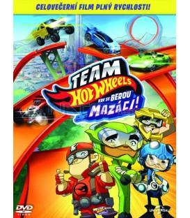Team Hot Wheels: Kde se berou mazáci! (Team Hot Wheels: The Origins of Awesome) DVD
