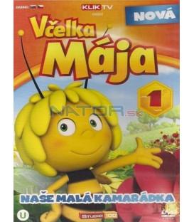 Nová včelka Mája 1 DVD