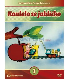 KOULELO SE JABLÍČKO 1 - DVD