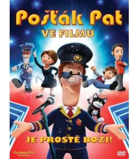POŠŤÁK PAT vo filme 2014 (Postman Pat: The Movie) DVD