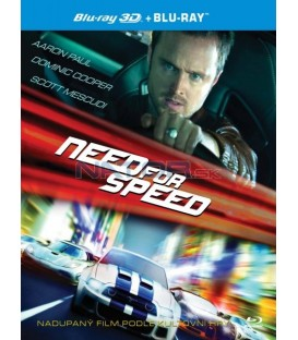 Need for Speed (Need for Speed) - Blu-ray 3D + 2D futurepack