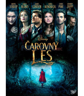 ČAROVNÝ LES (Into the Woods) DVD