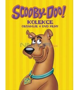 Scooby-Doo kolekce 4DVD