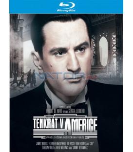 Tenkrát v Americe: Prodloužená režisérská verze (Once Upon A Time in America: Extended Director´s Cut) Blu-ray