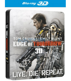 Na hraně zítřka ( Edge of Tomorrow) - Blu-ray 3D + 2D futurepak