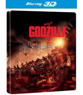 Godzilla 2014 (Godzilla 2014) - Blu-ray 3D + 2D futurepak