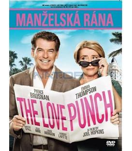 Manželské rána (Love Punch) DVD