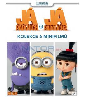 Já, padouch - kolekce 6 minifilmů /Despicable Me – 6 minimovies DVD