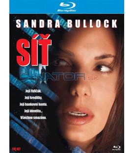 Síť (The Net) Blu-ray