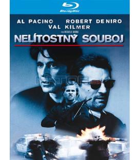 Nelítostný souboj (Heat) Blu-ray