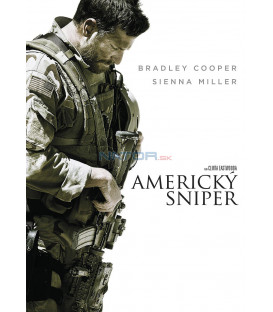 Americký ostreľovač (American Sniper) DVD