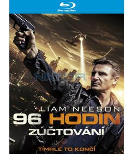 96 HODIN 3 : Zúčtování (Taken 3) Blu-ray