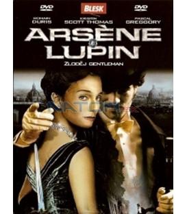 Arsen Lupin - zloděj gentleman (Arsène Lupin) DVD