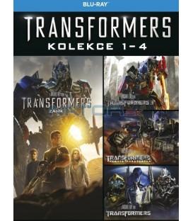Transformers kolekce 1.-4. (Transformers 4-movie set) Blu-ray