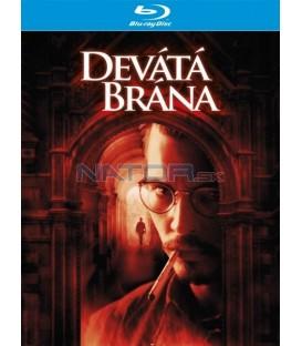 Devátá brána (The Ninth Gate) Blu-ray