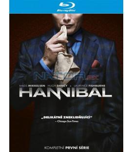 Hannibal  Kompletní 1. série 4xBlu-ray