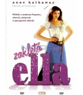 Zakletá Ella (Ella Enchanted) DVD