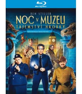 Noc v muzeu: Tajemství hrobky 3 ( Night at the Museum: Secret of the Tomb) Blu-ray