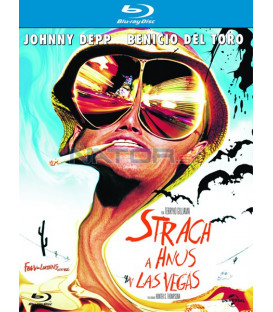 Strach a hnus v Las Vegas (Fear and Loathing in Las Vegas) Blu-ray