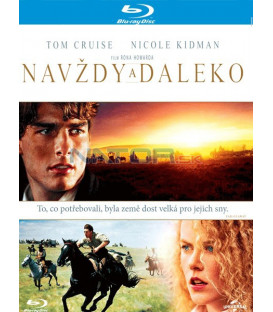 Navždy a daleko ( Far and Away) Blu-ray