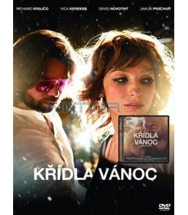 KŘÍDLA VÁNOC (Limitovaná edice se soundtrackem) - DVD