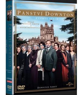 Panství Downton 4 ( Downton Abbey ) DVD