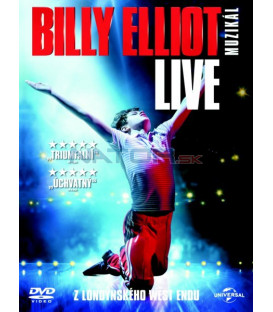 Billy Elliott Muzikál DVD