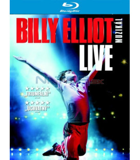 Billy Elliott Muzikál Blu-ray