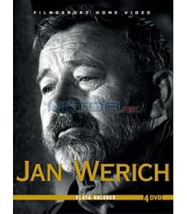 Jan Werich-4DVD